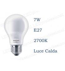 Lampadina Philips Classic LEDbulb 7w E27 luce calda 2700k equivalente a 60w Goccia