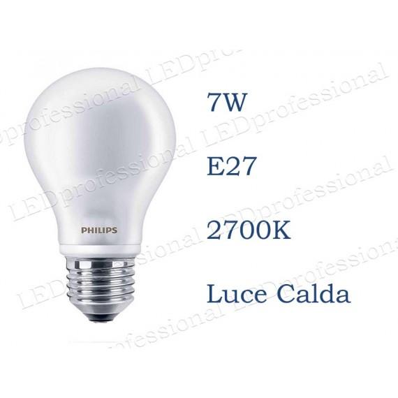 Philips CorePro LEDbulb E27 7W Goccia