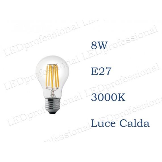 Lampadina LED Wiva 8w E27