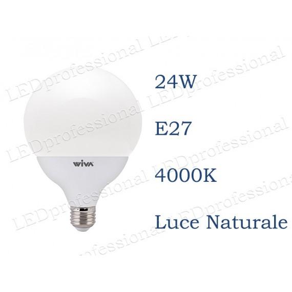 Lampadina LED Wiva 24W E27