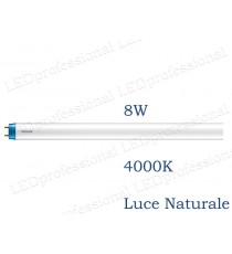 Tubo LED Philips 8w luce naturale 4000k 600mm