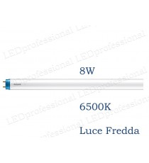Tubo LED Philips 8w luce fredda 6500k 600mm
