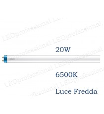 Tubo LED Philips 20w luce fredda 6500k 1500mm