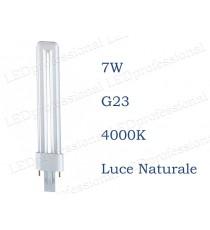 Osram Dulux S 7w luce naturale G23 840 4000k