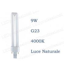 Osram Dulux S 9w luce naturale G23 840 4000k
