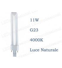 Osram Dulux S 11w luce naturale G23 840 4000k