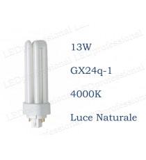 Osram Dulux T/E 13w luce naturale GX24q-1