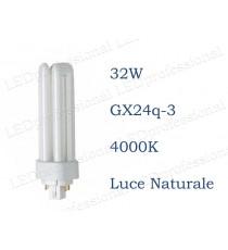 Osram Dulux T/E 32w luce naturale GX24q-3