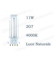 Osram Dulux S/e  11w luce naturale 2G7 840 4000k