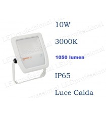 Osram Faro LED 10W luce calda 3000K da esterno IP65
