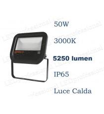 Osram Faro LED 50W luce calda 3000K da esterno IP65