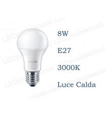 Philips CorePro LEDbulb E27 8W Goccia