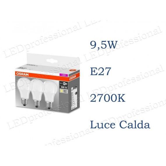 Osram LED E27 9,5W