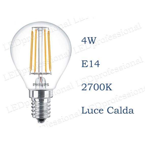 Philips Classic LEDLuster E14 4W