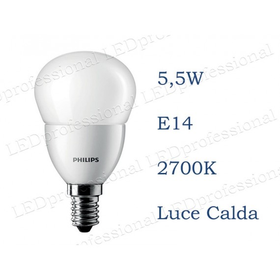 Philips Corepro LEDLuster E14 5,5W