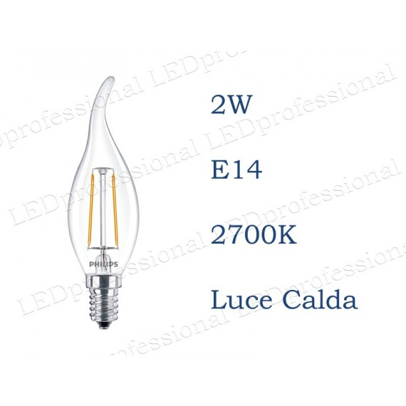 Philips Master LED Classic E14 6W